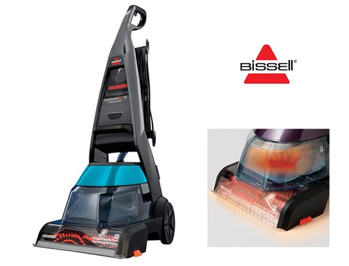 Bissell deep clean proheat 2x professional pet carpet