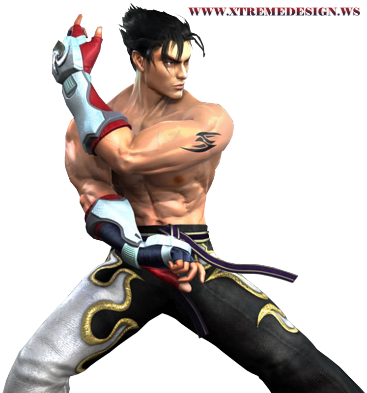 Tekken Render Photo: This Photo Was Uploaded By