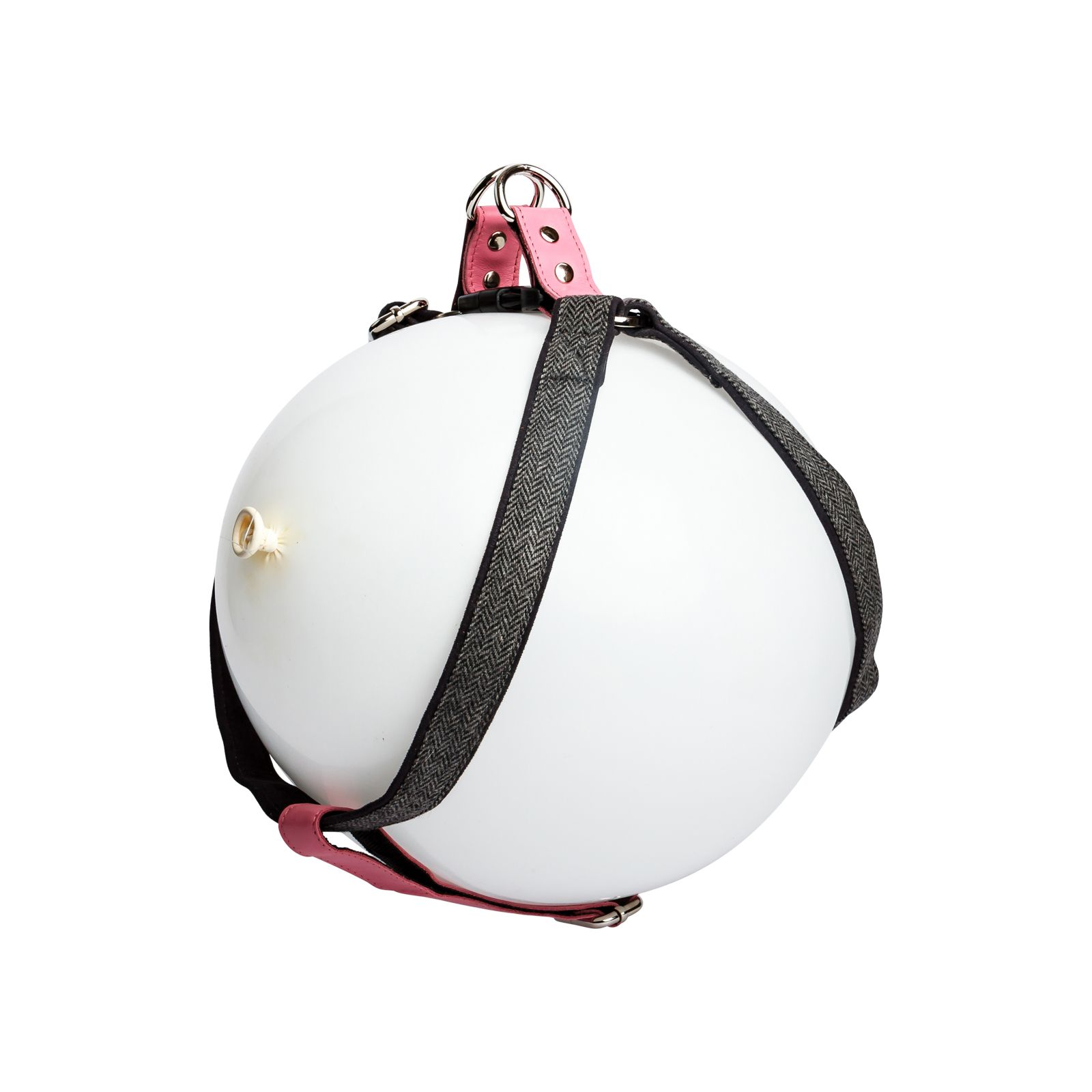 Harnesses  Herringbone Pink Harness