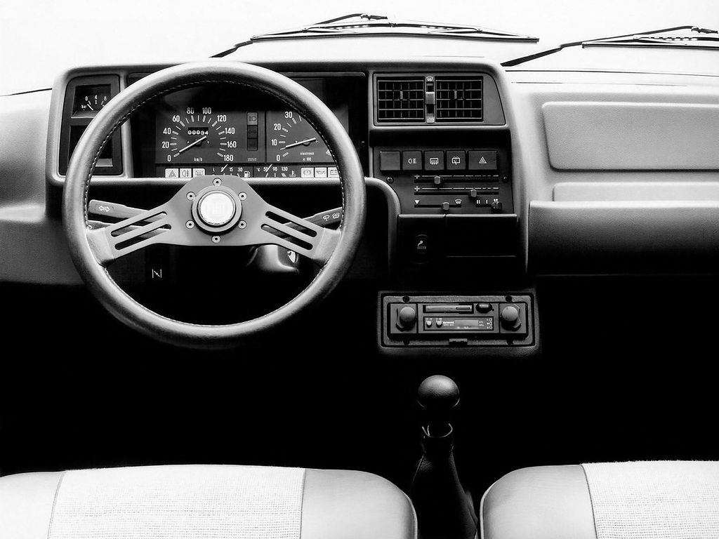 Fiat 127 With Images Fiat Dashboards Cars