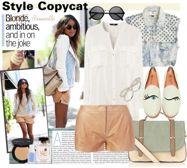 """""""Style Copycat"""" by becauseilovefashion ❤ liked on Polyvore"""