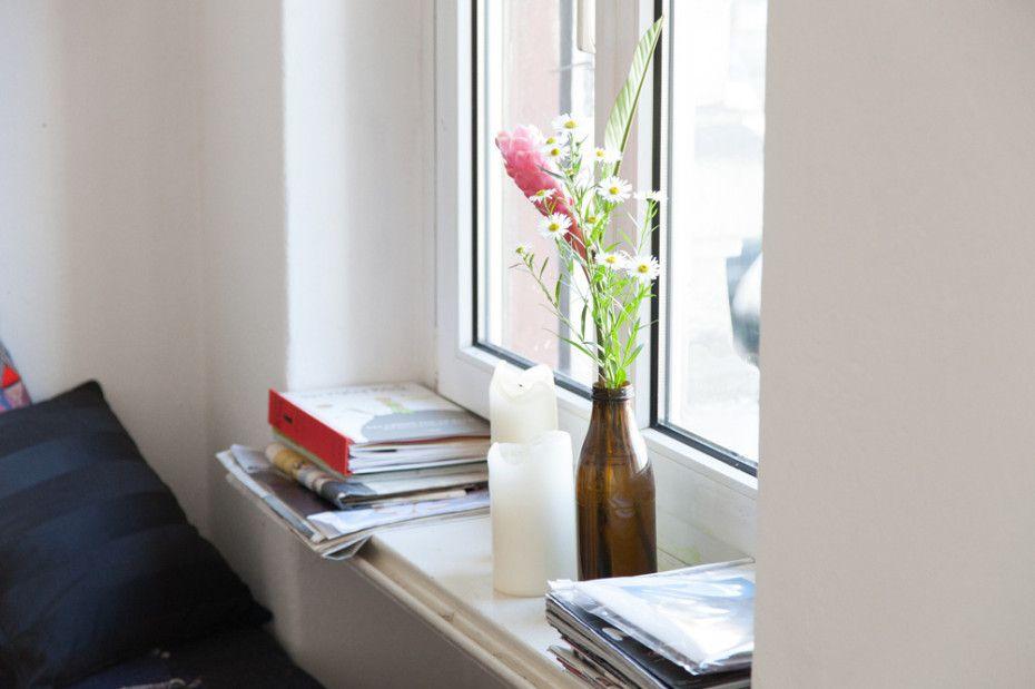 Freunde von Freunden — Viviane Hausstein — Stylist & Fashion Designer, Apartment & Neighborhood, Kreuzberg, Berlin — http://www.freundevonfr...