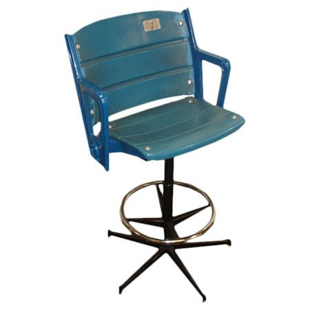 Cool Ny Yankee Stadium Authentic Seat Bar Stool By Steiner Sports Caraccident5 Cool Chair Designs And Ideas Caraccident5Info