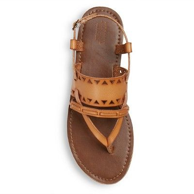 5604619d9b0 Women s Sonora Thong Sandals - Mossimo Supply Co. Tan 8.5
