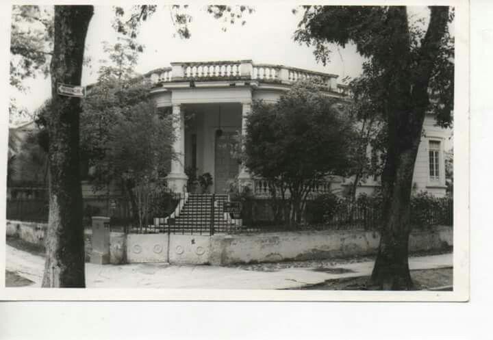 Finca Demolida 1975 Actualmente Consulado Americano