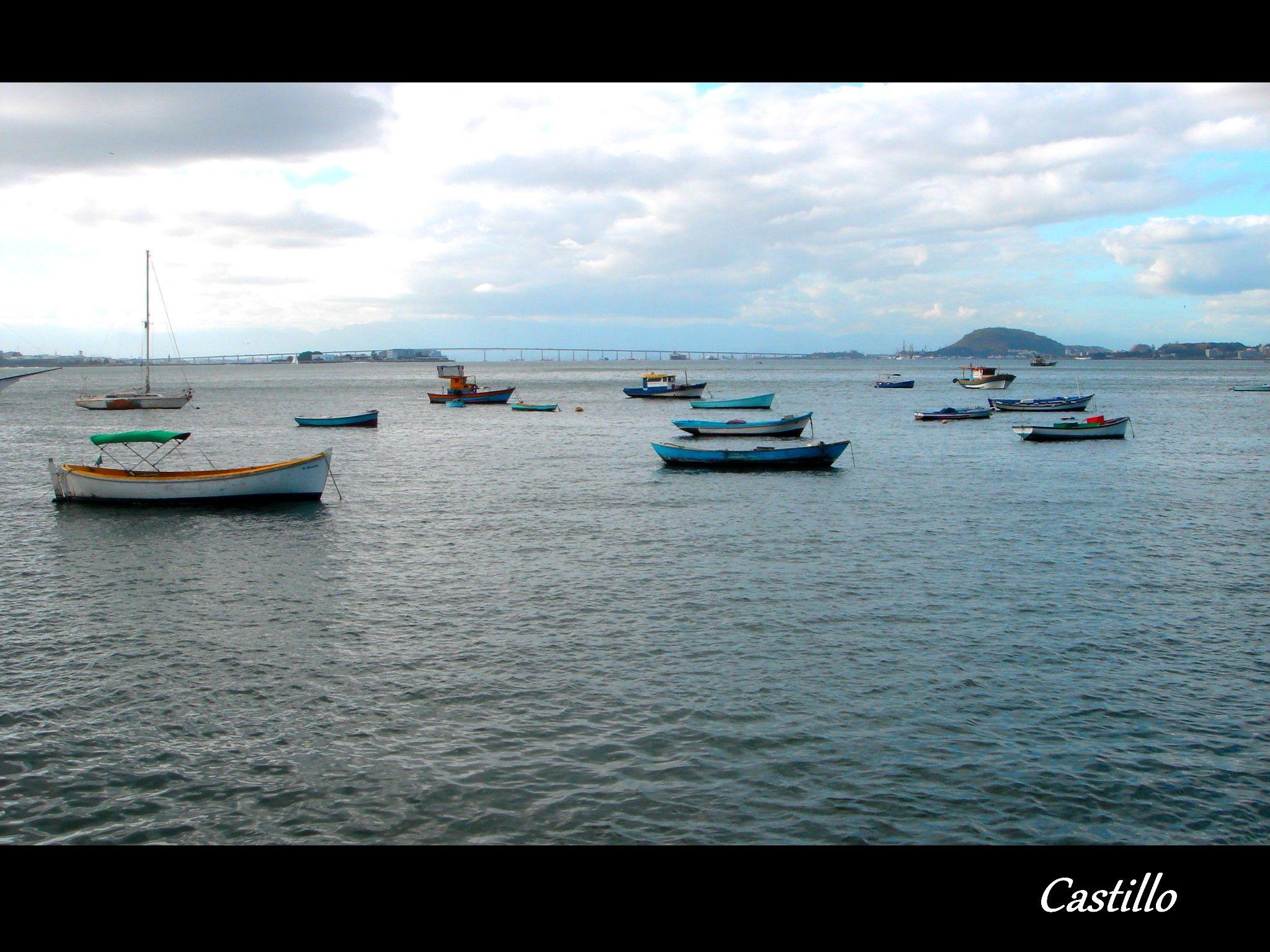 Boats - Rio de Janeiro (Brazil)