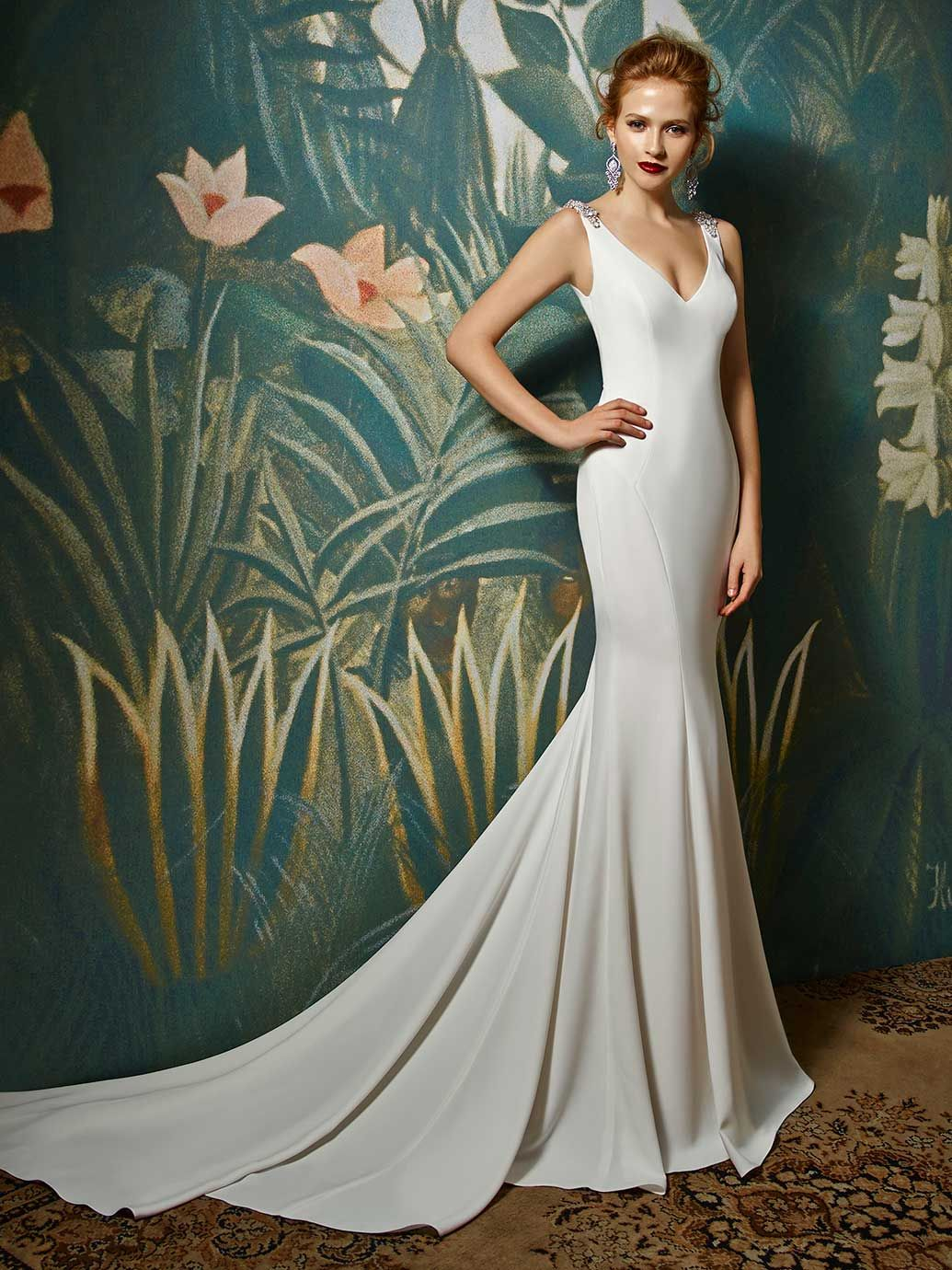 Janine available at uptown bridal uptownbrides blue by blue by enzoani bridal spring 2017 janine ombrellifo Choice Image