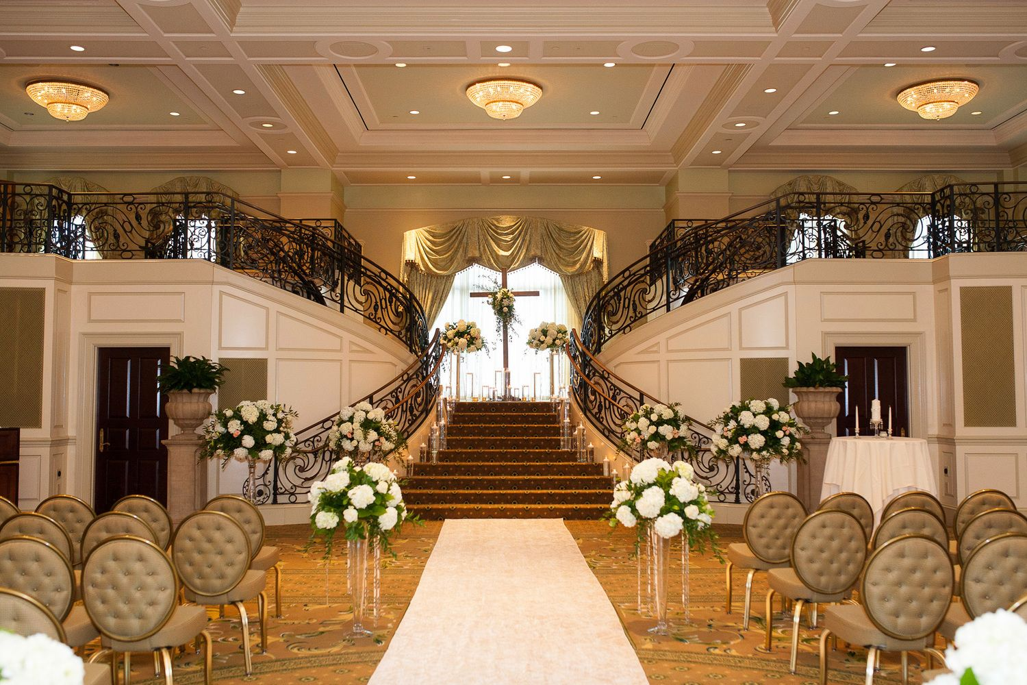 Fabulous Prestonwood Country Club Wedding in Cary, NC | Wedding ...