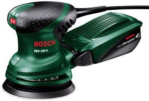 Bosch Pex 220 A Random Orbit Sander Elektroinstrumenty Magaziny