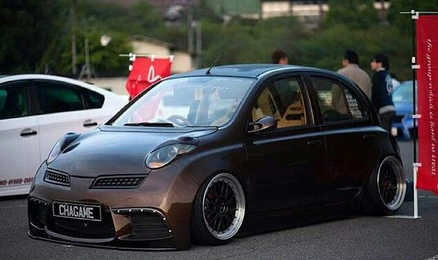 nissan micra k12 tuning modified | nissan micra or nissan march k12