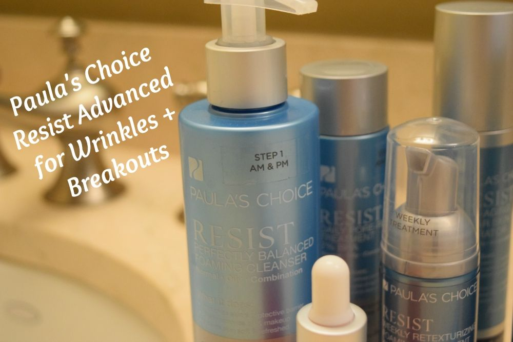 My Paula's Choice Customized Skin Care Routine for Aging