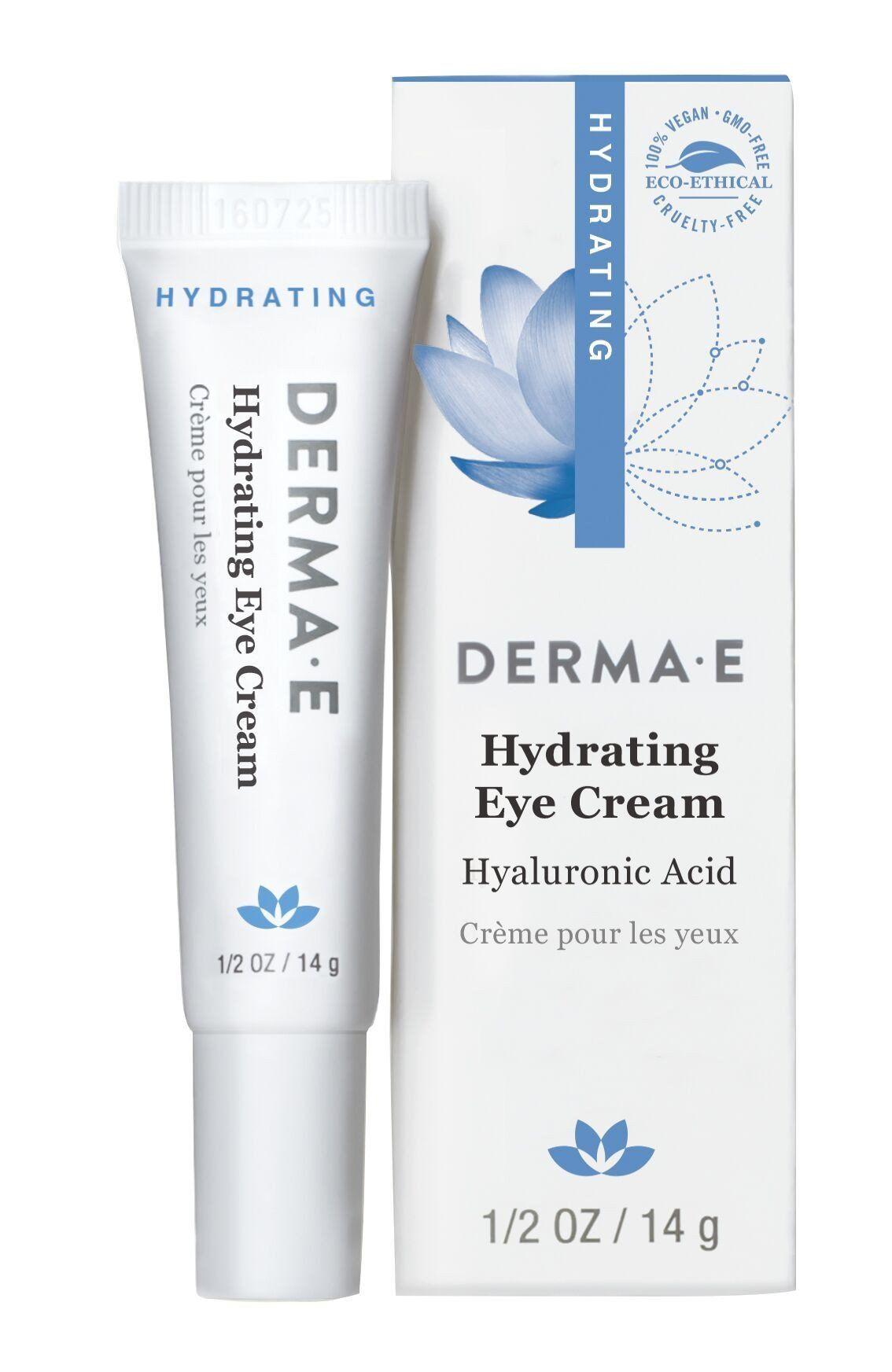 Shop Derma E Products Online At Image Beauty 10 25 Hydrating Eye Cream Eye Cream Eye Creme