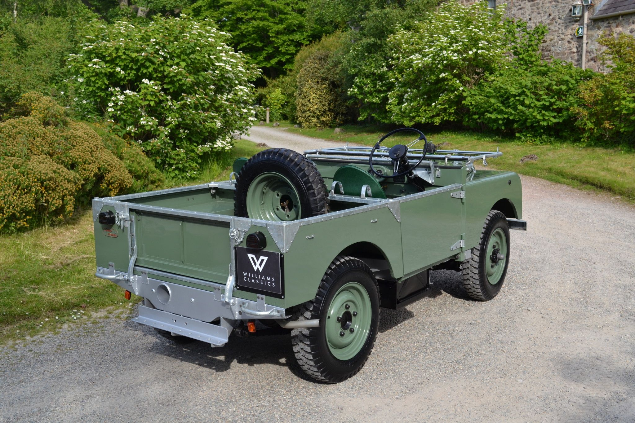 land rover series 1 80 1948 my silver chassis ken. Black Bedroom Furniture Sets. Home Design Ideas