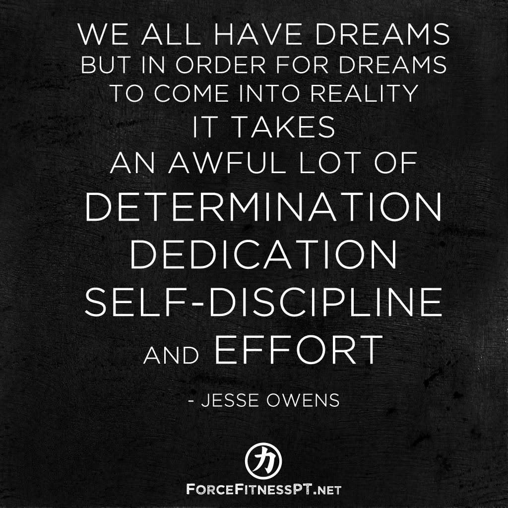Fitness Olympics Jesse Owens Quotes Dreams Reality