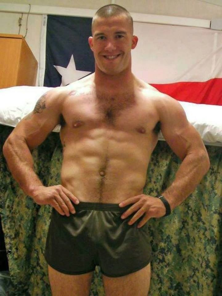 from James gay military men pics