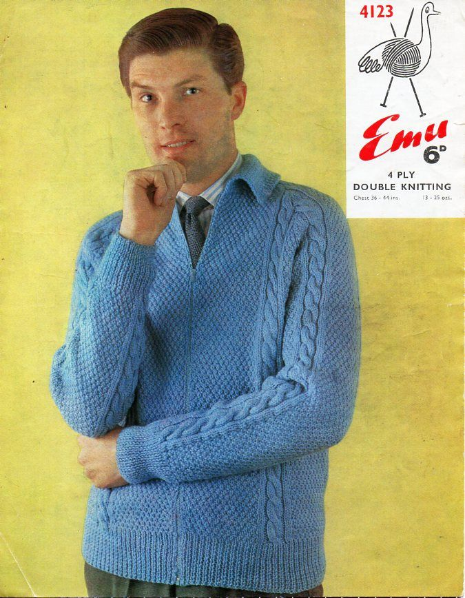 Pin On Men S Knitting