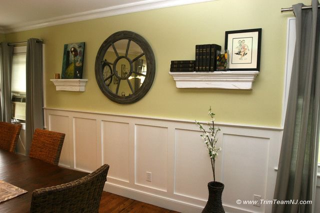 Wainscoting Styles Inspiration Ideas To Make Your Room Look Better Fair Wainscoting For Dining Room Design Inspiration