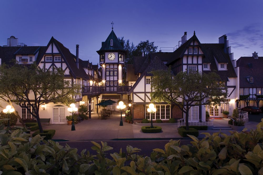 Wine Valley Inn Cottages Solvang Hotel Places In California