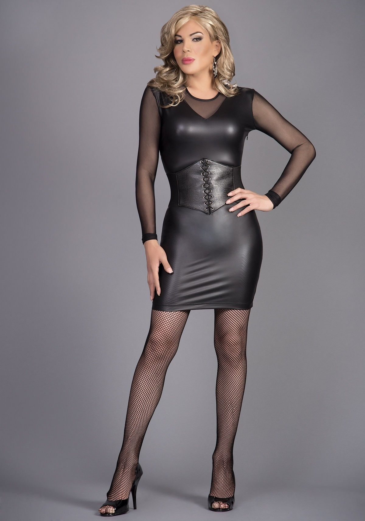 Image result for crossdressers in leather Pretty Pinterest
