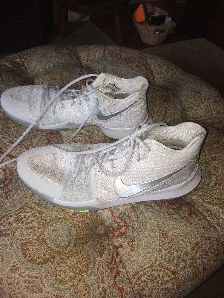 cbb5f5e9bcc NIKE Kyrie 3 TS 852416-001 Time to Shine. Size 14. Preowned.  fashion   clothing  shoes  accessories  mensshoes  athleticshoes (ebay link)