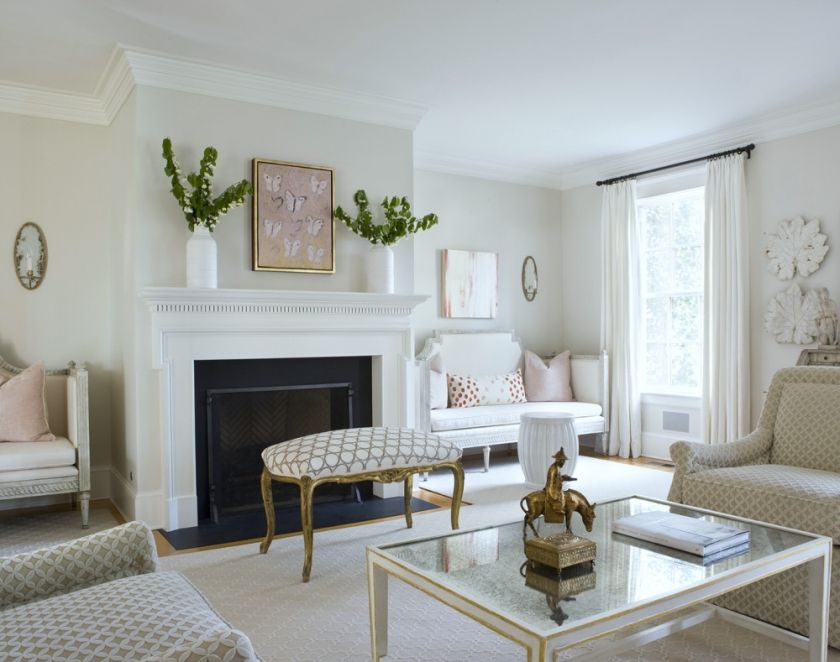 fabulous bedroom grey walls   Nine Fabulous Benjamin Moore Warm Gray Paint Colors ...