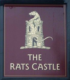 Rats Castle - St Albans, Hertfordshire, UK.