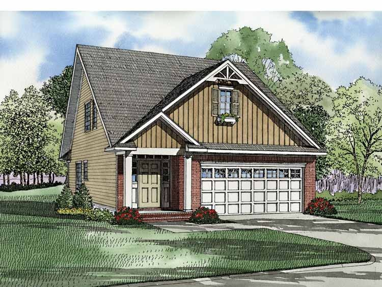 eplans bungalow house plan three bedroom bungalow 1890 square feet and 3 bedrooms - Images House Plans 1890 S
