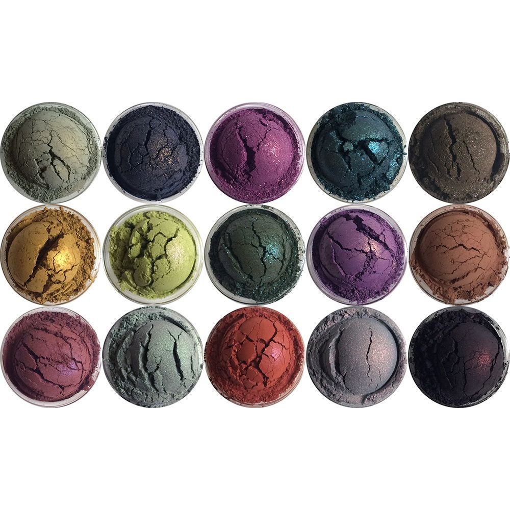 The Complete Flash Ignite Collection chiro cosmetics eyeshadow