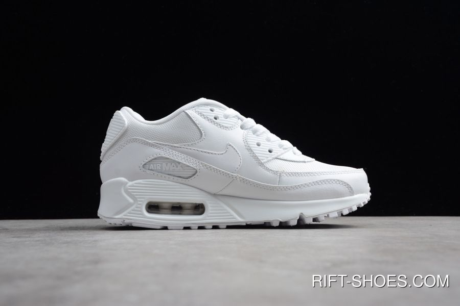 Shoes NIKE Air Max 90 Essential 537384 111 WhiteWhiteWhiteWhite