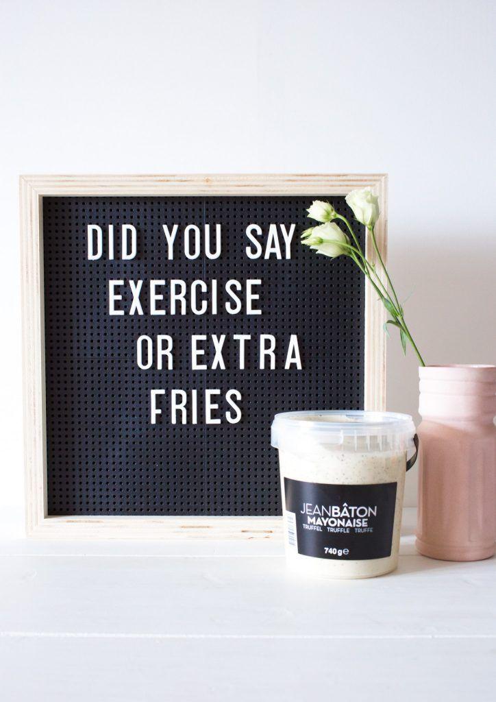 Food quotes: De leukste teksten voor je lightbox en letterbord - CuliNessa