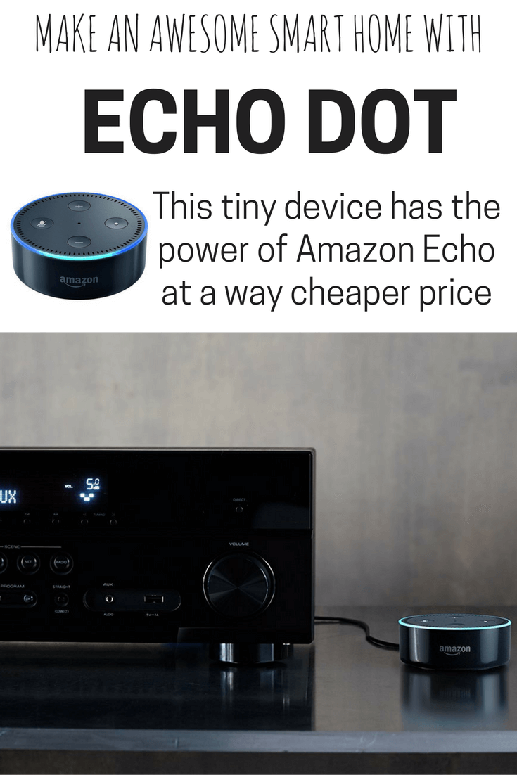 Is Amazon Echo Dot 2nd Generation Worth It Amazon S Big Little Gadget Smart Home Echo Dot Gadgets For Dad