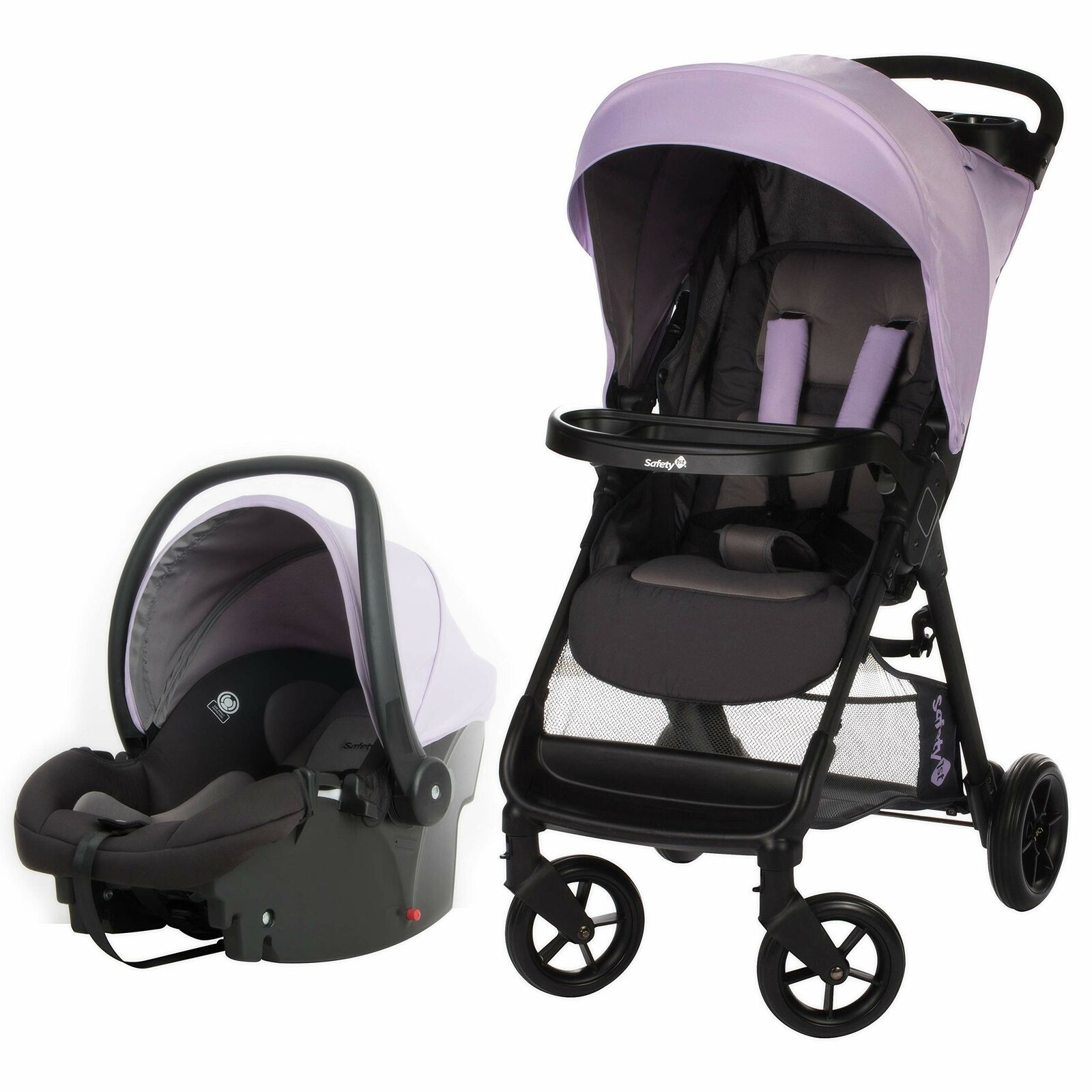 Safety 1st Smooth Ride Travel System with onBoard 35