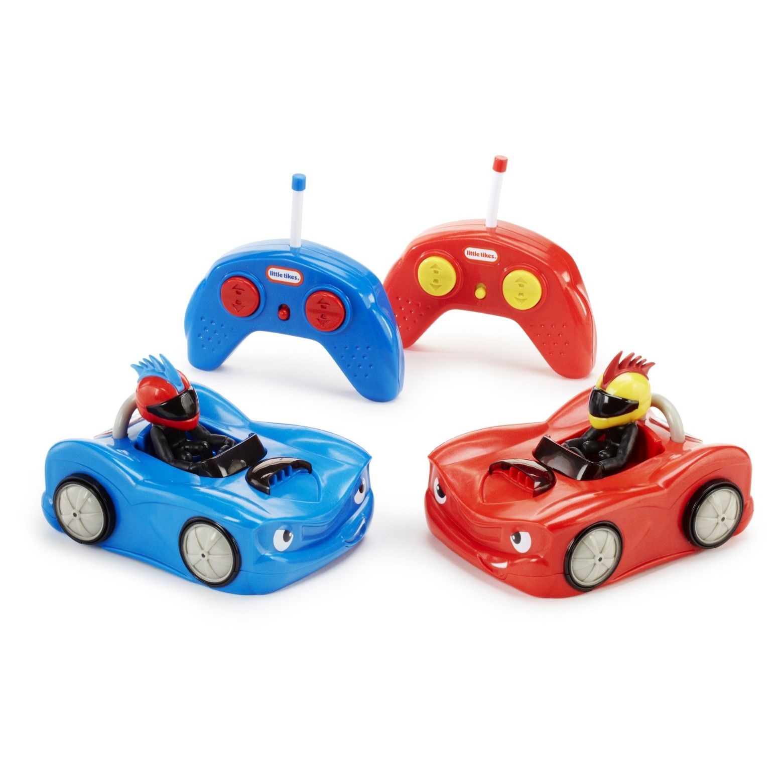 Toys car for baby  Little Tikes RC Bumper Cars Pk  Pinterest  Bump and Babies