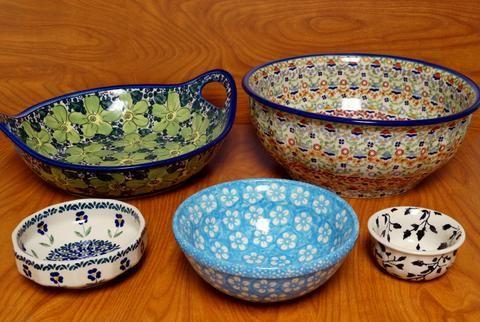 Handmade Polish Pottery Polish Dinnerware Polish Stoneware | The Polish Pottery Outlet & Polish Pottery Outlet | cosinas | Pinterest | Polish pottery ...