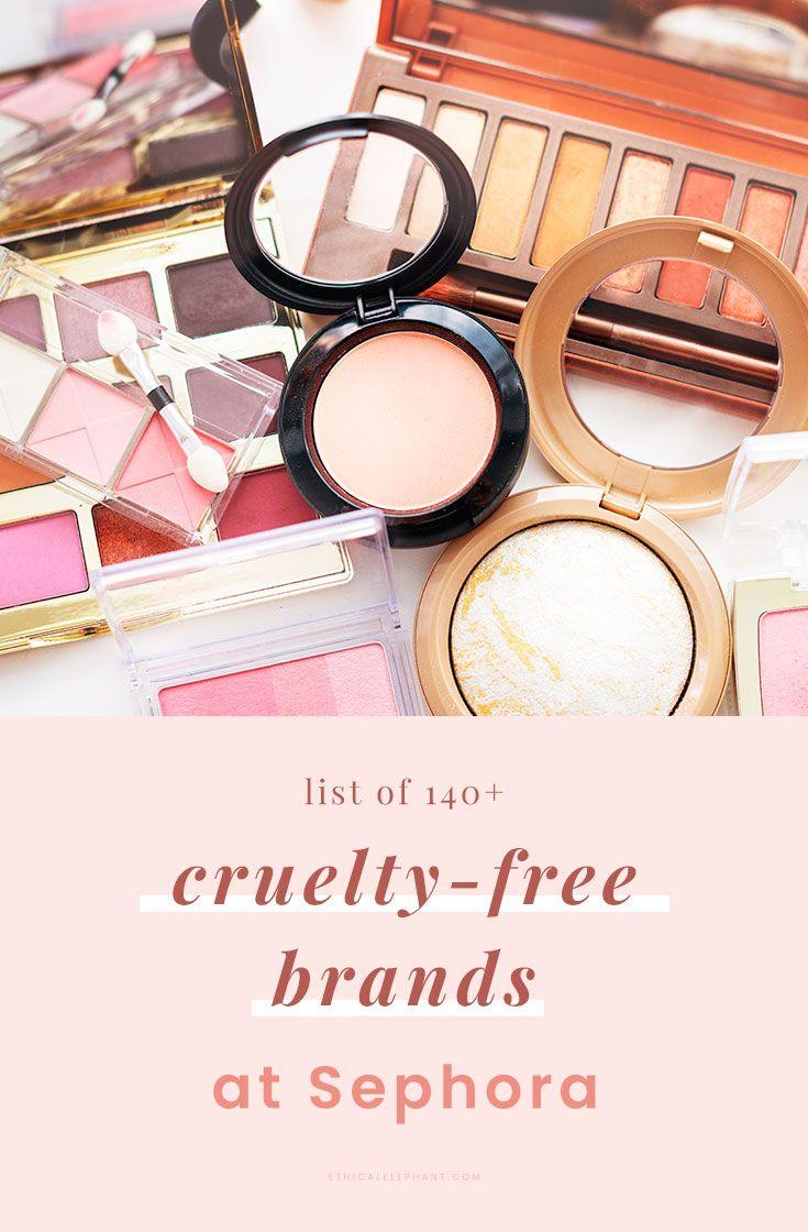 Sephora CrueltyFree Brand List (2019) Perfume store