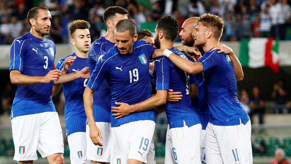 Italien Finnland