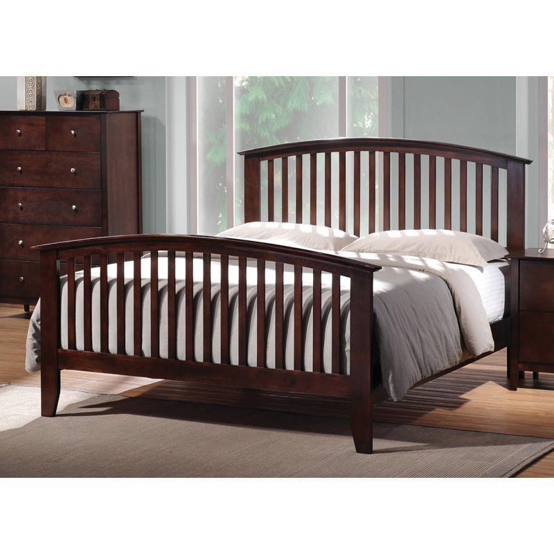 Coaster Furniture Tia Slat Bed - 202081Q Coasters, Bed sizes and