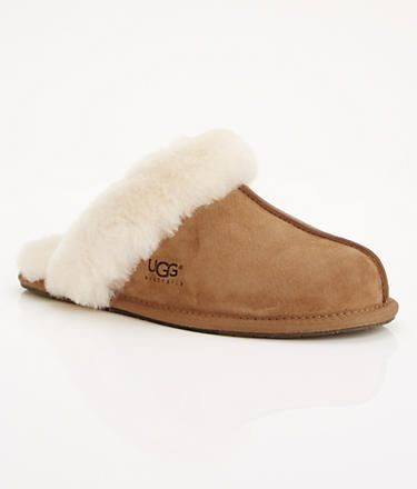 UGG Australia Women's Scuffette Slippers Shoes 5661 at BareNecessities.com