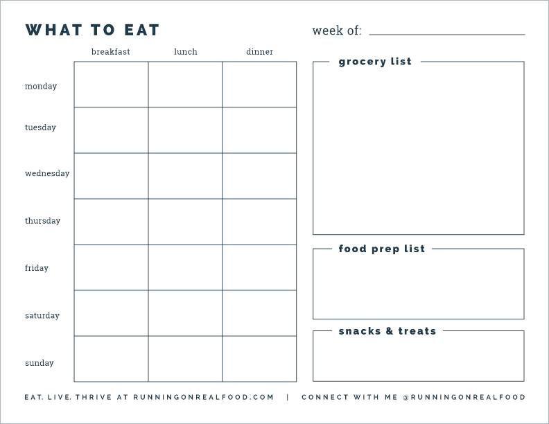 Free Printable Shopping List Template Free Printable Weekly Menu Beautiful Weekly Meal Planner Template Free Printable Shopping List Template