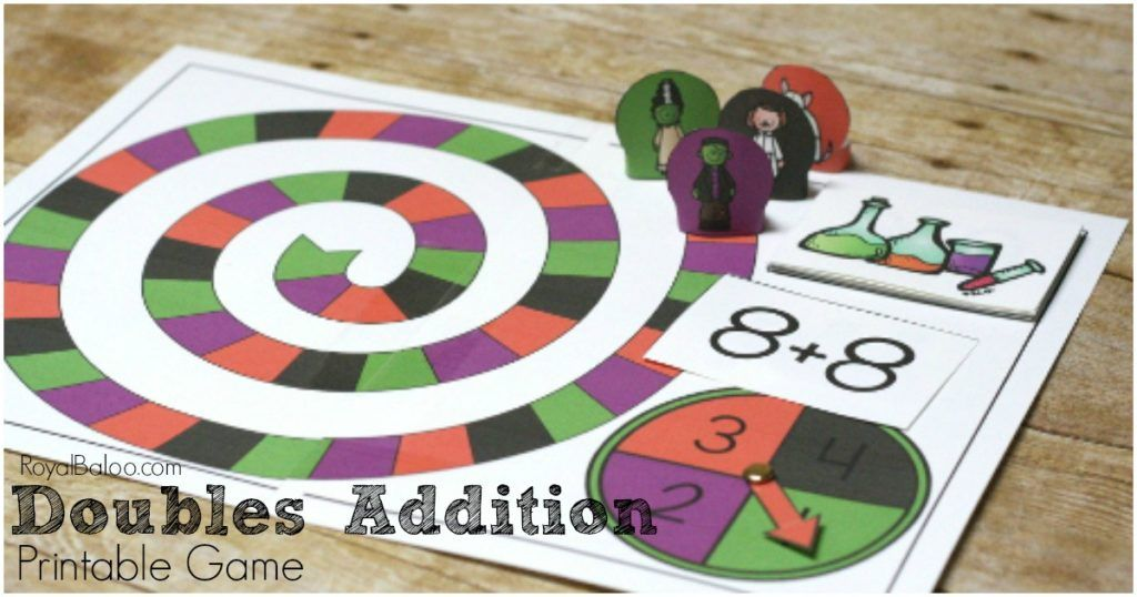 Make addition practice FUN with this Frankenstein themed printable ...