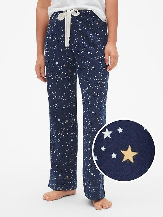 0f6e5abcad28a Dreamer Print Flannel Pants | Products | Flannel, Pants, Pajama pants