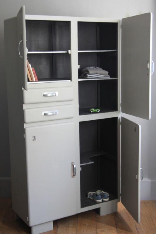 meuble de cuisine ann es 50 petite belette renovation. Black Bedroom Furniture Sets. Home Design Ideas