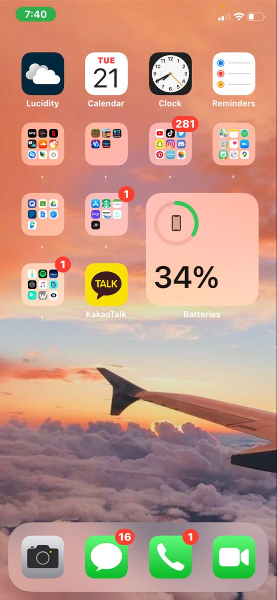 Phone Organization Ideas In 2020 Homescreen Iphone Organize Apps On Iphone Iphone Layout