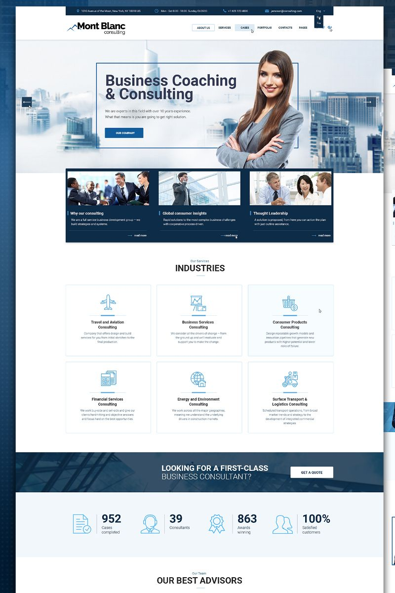 Affordable Web Design Services Henixweb Is A Trusted N Business Website Design Web Template Design Web Design Tips
