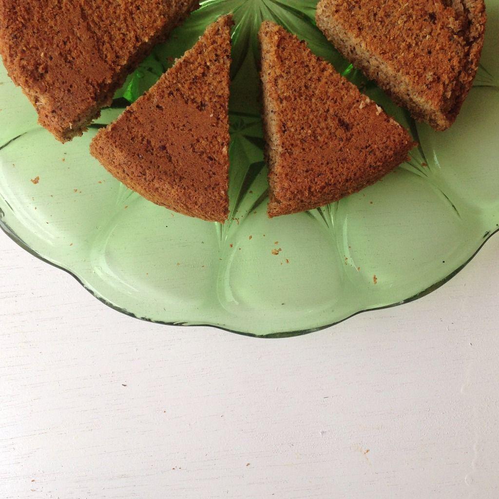 Torta de maracuyá y coco, Gastroglam Blog.