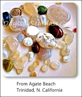 Collecting agate rocks. Why the fascination. Places where ...