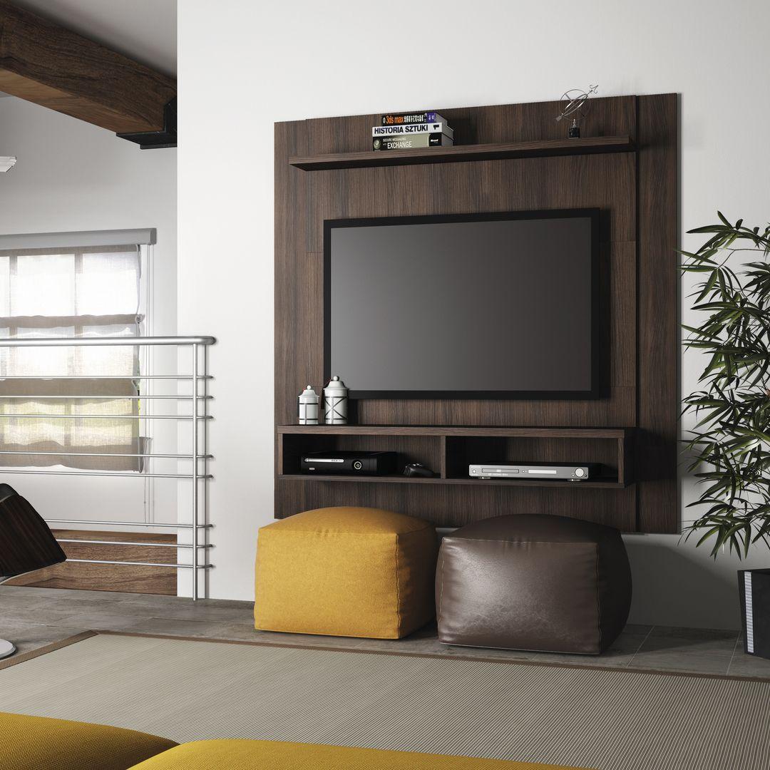 Painel Para Tv Ate 42 Polegadas Capri Siena Moveis Ideias De