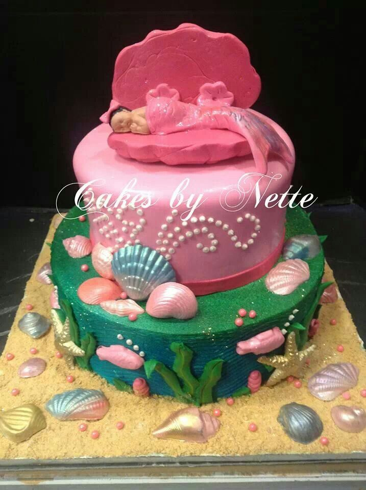 Another Baby Shower Cake