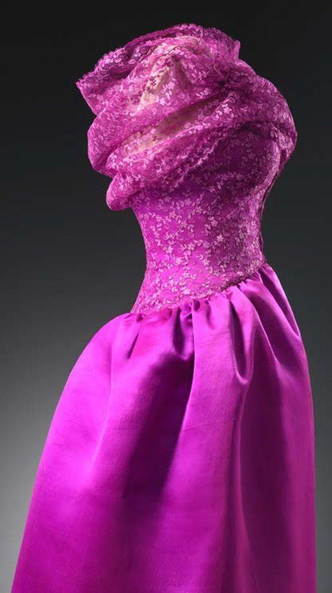 Vistoso Vestido De Novia De Balenciaga Ideas Ornamento Elaboración ...