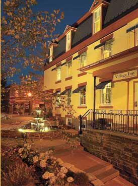 Skaneateles New York Hotel Accommodations At The Village Inn Ny